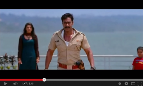 The Indian CHUCK NORRIS