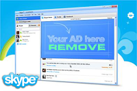 disable adv skype