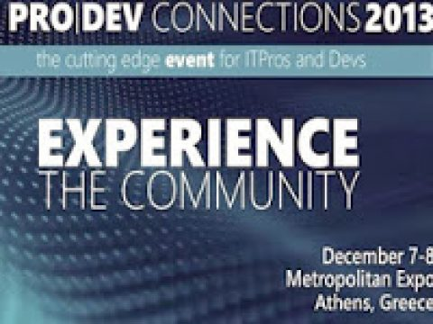 ITPro|DevConnections 2013