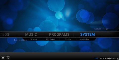 Kodi auto update addon's ON-OFF [XBMC]