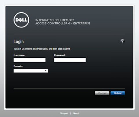 Dell iDRAC 6 Default Username and Password. Dell iDRAC 6 change the iDRAC password remotely.