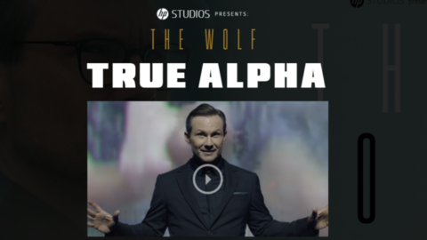 The Wolf (Christian Slater) – A Short Film Series About Cyber Security From HP Studios