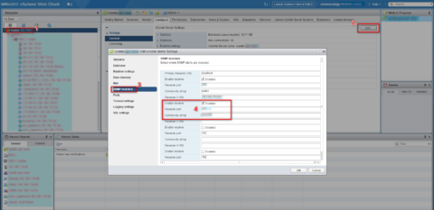 How to enable SNMP monitoring for VMWare ESXi 6.5